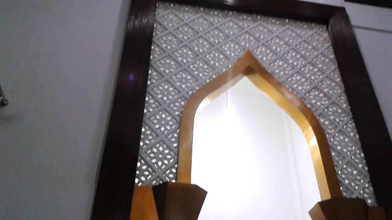 Download Video Interior Desain Masjid Al Karim Yogyakarta 3