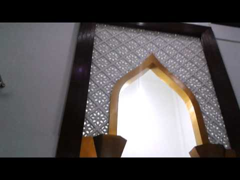 Download Video Interior Desain Masjid Al Karim Yogyakarta