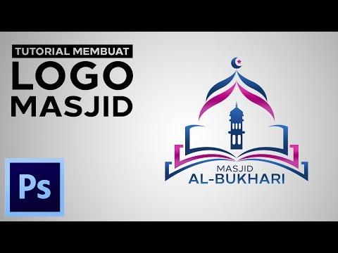 Download Video TUTORIAL MEMBUAT LOGO MASJID #Dengan Adobe Photoshop CC