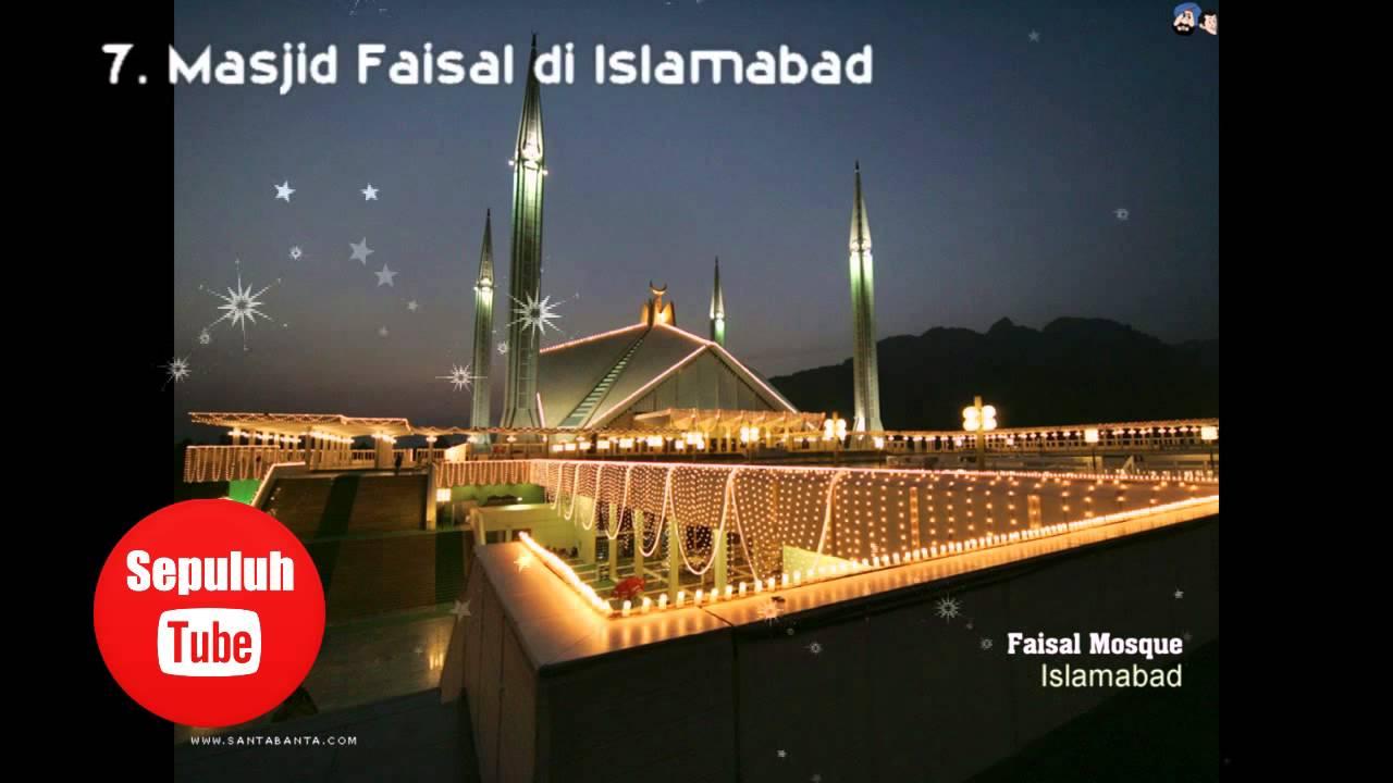 Download Video 10 Masjid Termegah Di Dunia – Sepuluh Tube