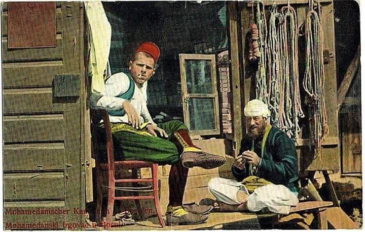 Saraybosna 1913…