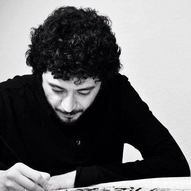Work Calligraphy Fotoğraf için, Ahmet Tuğaç'a çok teşekkür ederim…..- Abdurrahman Depeler