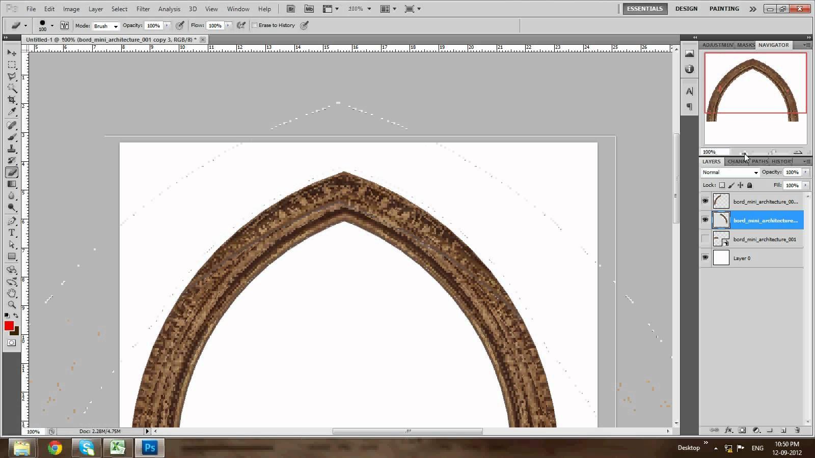 Download Video Mehrab frame making Tutorial.avi 19