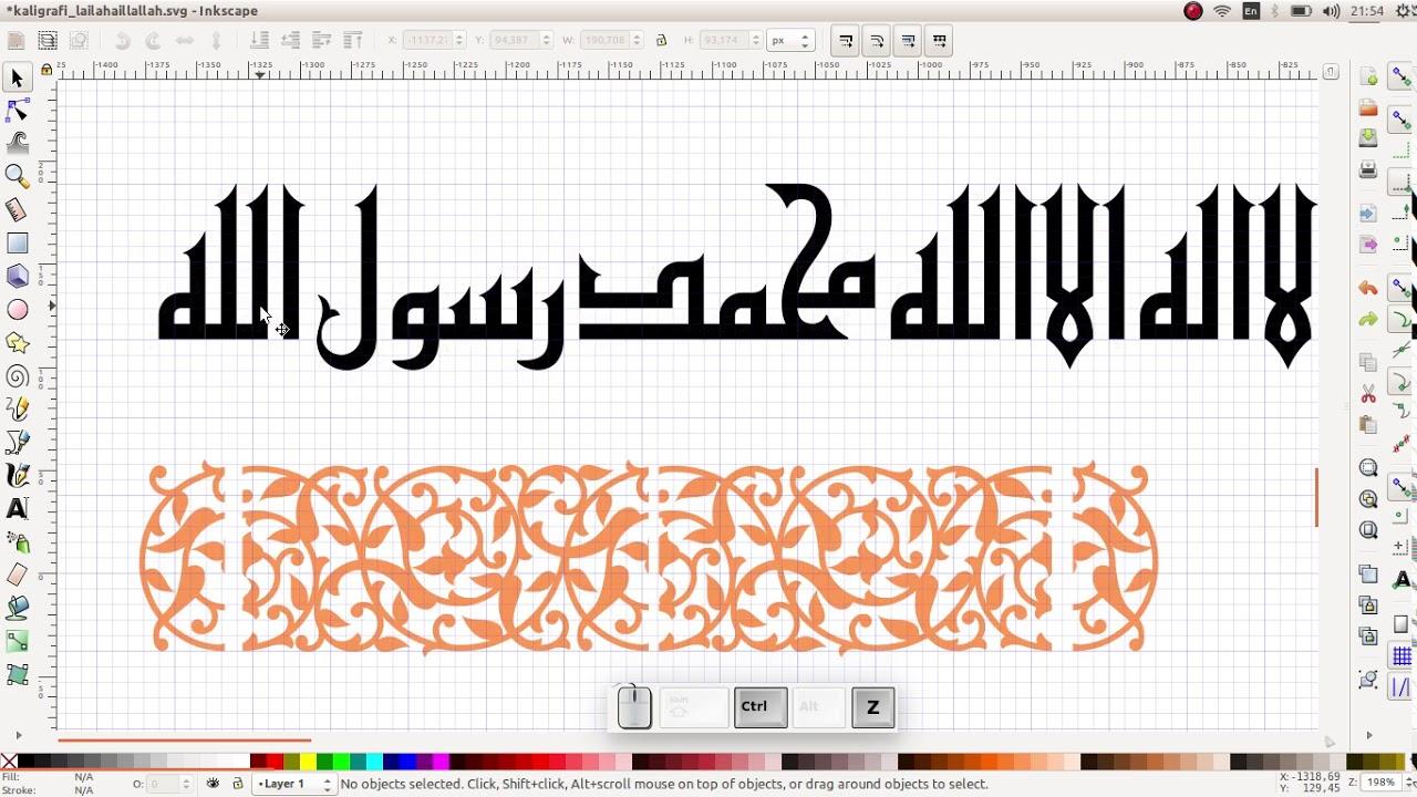 Download Video Membuat Kaligrafi Semudah Memasak Mi Instan Garansi