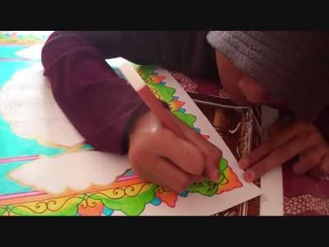 Download Video Anak Kecil Mahir Membuat Mushaf Kaligrafi Putri