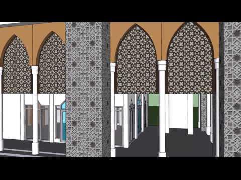 Download Video Mosque Simple Design