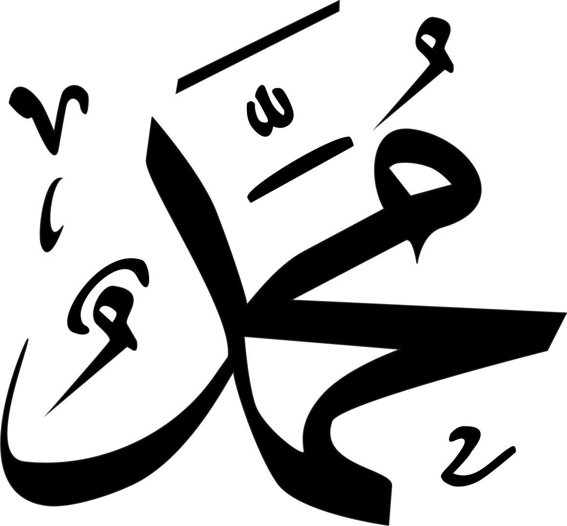 Download Video Cara Membuat Kaligrafi Dengan Coreldraw - how to make the calligraphy with CorelDraw 4