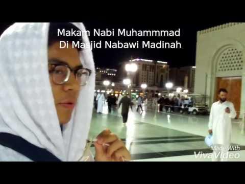 Download Video Kisah Menarik Makam Nabi Muhammad SAW di Masjid Nabawi Medinah 11