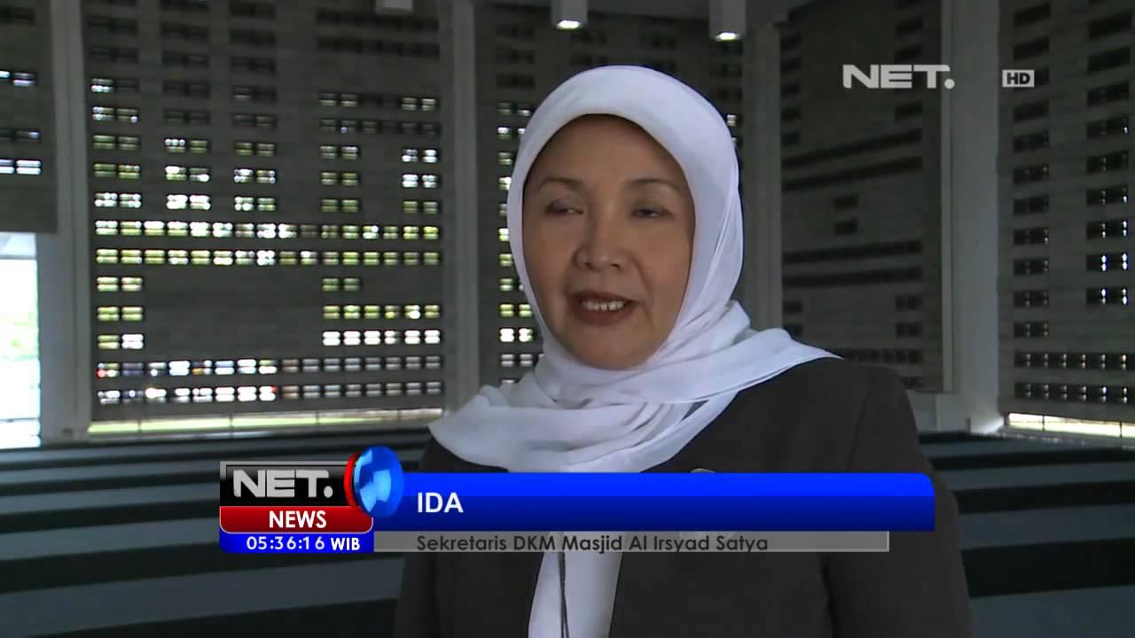 Download Video NET5 - Masjid berdinding kaligrafi raksasa 2