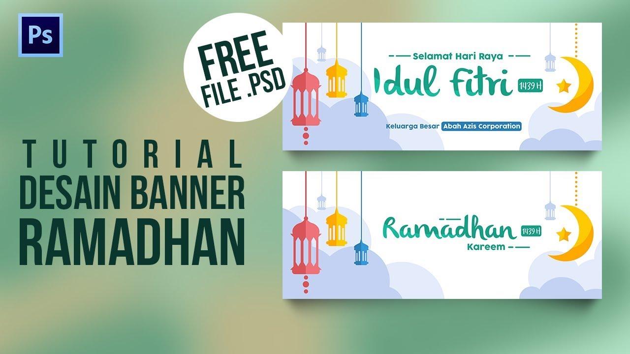 Spanduk Lomba Ramadhan - Ada Lomba