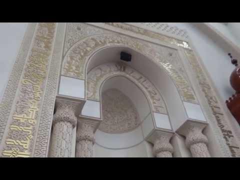 Download Video Inside Masjid al-Qiblatain Mosque of the two Qiblas 4 April 2013 Medina Saudi Arabia