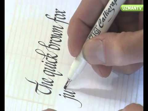 Download Video Kaligrafi icin yetenek sart mi? 1