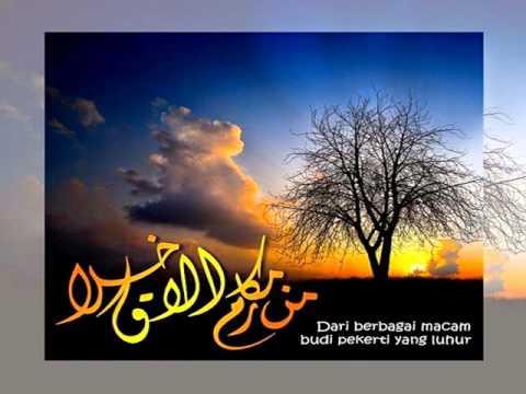 Download Video seni kaligrafi kanvas
