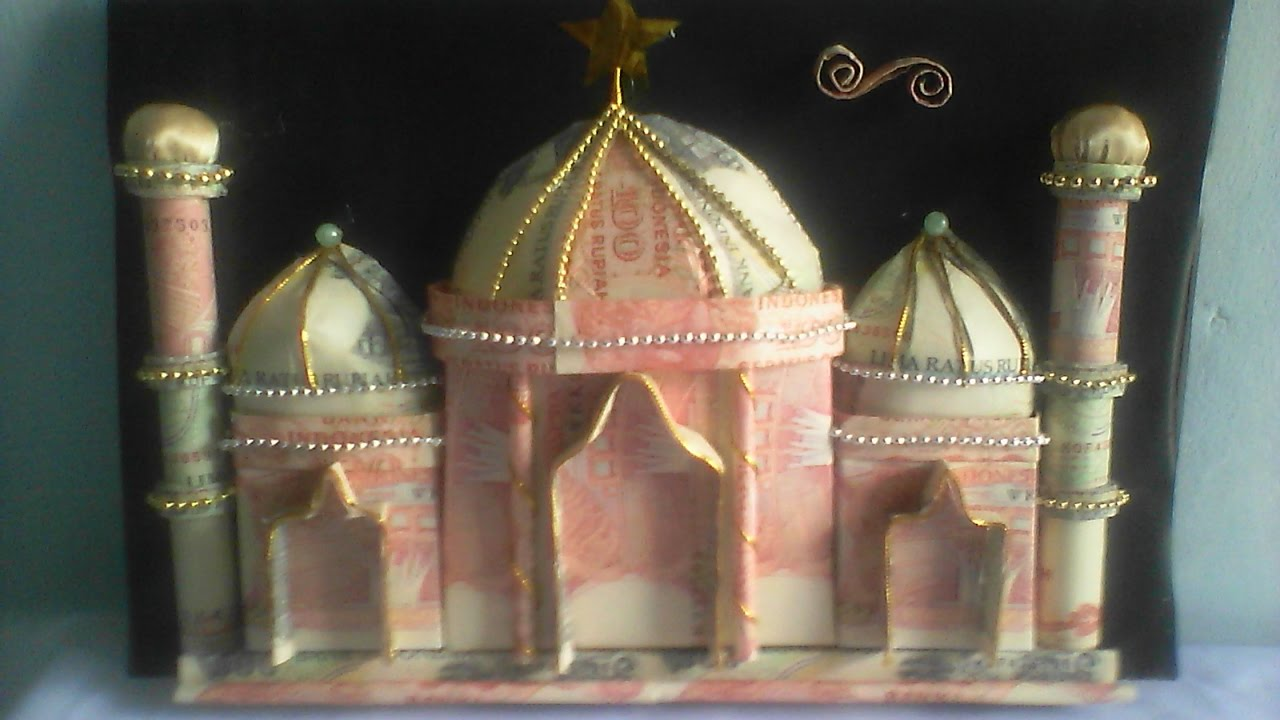 Download Video Tutorial Mahar Masjid 3D