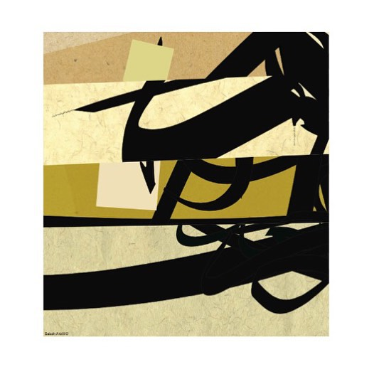 Karya Kaligrafi private collection 2012. من مشروع المؤسس ٢٠١٢ كتاب المؤسس , #doha #qatar #sabaha…- Sabah Arbilli