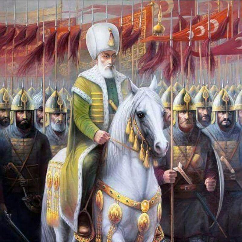 Donwload Photo Kaligrafi Sultan İkinci Beyazıt Han Hazretleri…