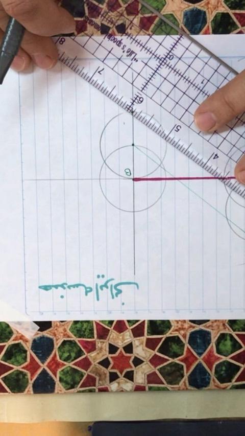 Karya Kaligrafi . در مقوله ترسیم و هندسه نقوش، خیلی اوقات سوال میشه که این ماجرای #هندسه_ایرانی …- Ne Javaher