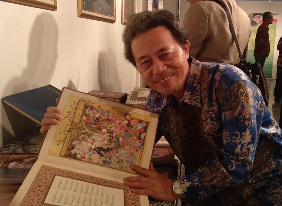 Penutupan KURSUS KALIGRAFI Lemka Sentra Jakarta Gelombang ke-66. Pelajaran pd an…