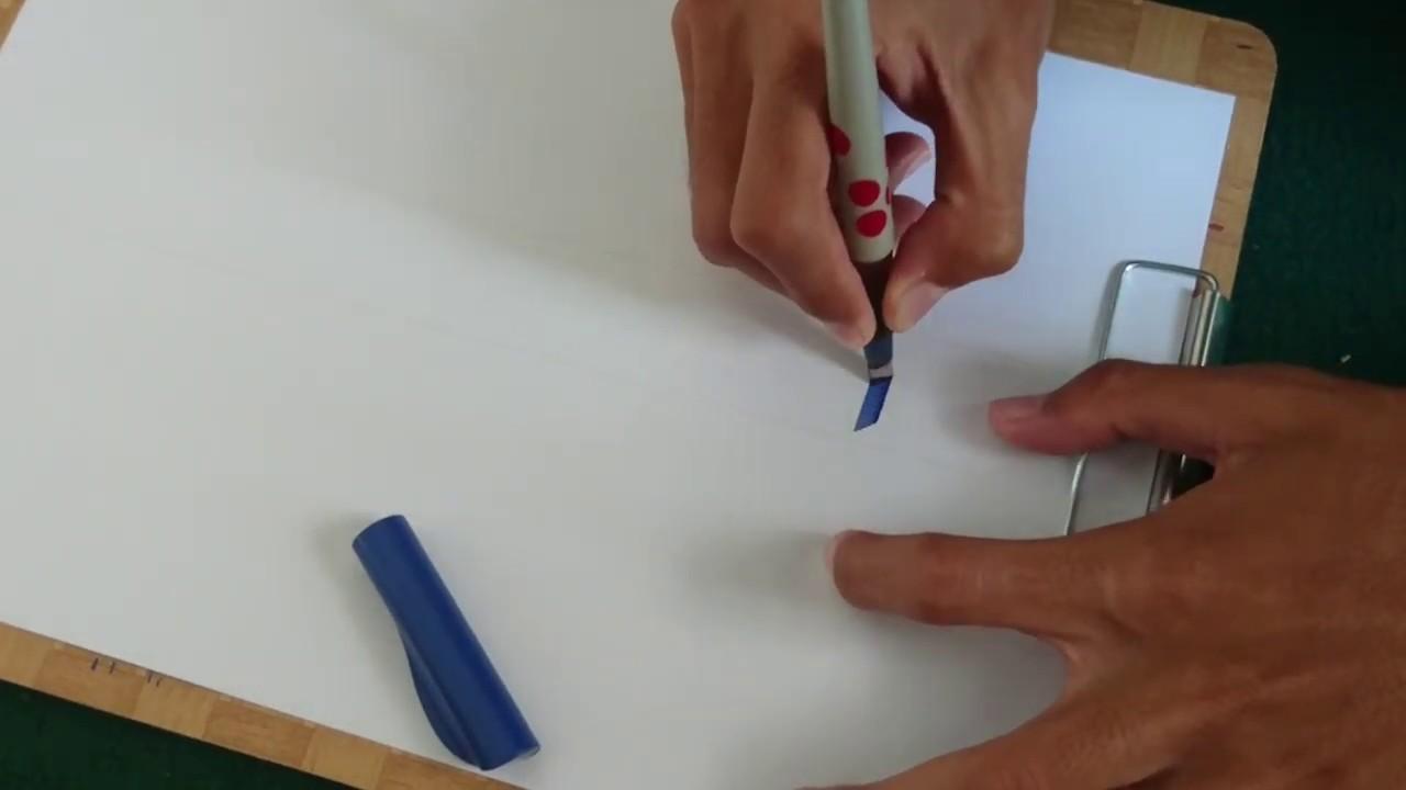 Download Cara latihan kaligrafi indah untuk pemula | pilot parallel