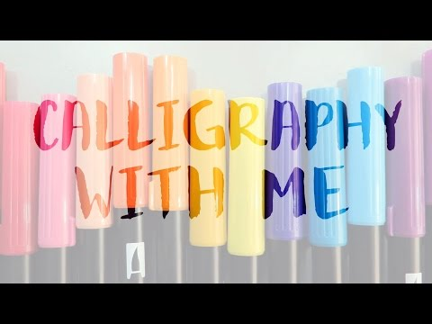 Download Video Calligraphy With Me 1 | Writing Quotes for Inspo 2