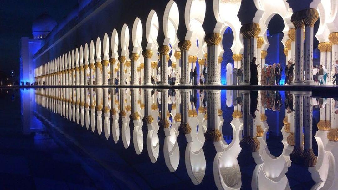 Donwload Photo Kaligrafi Şeyh Zayid Camii, Abu Dhabi…- ozcay