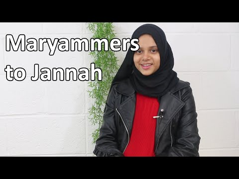 Download Video 👍Exclusive classes on Rubik's Cube and Calligraphy for Maryammers to Jannah 2