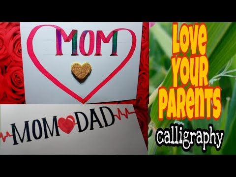 Download Video Amazing Calligraphy By Parents Pilot Parallel Pen 2020