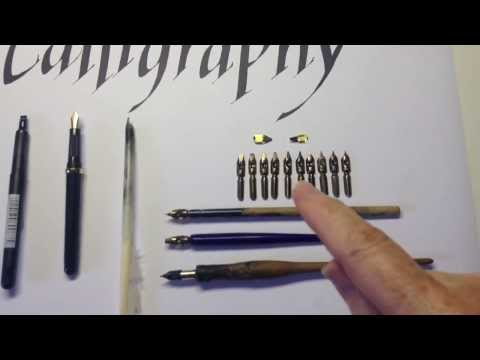 Download Video Calligraphy – pens