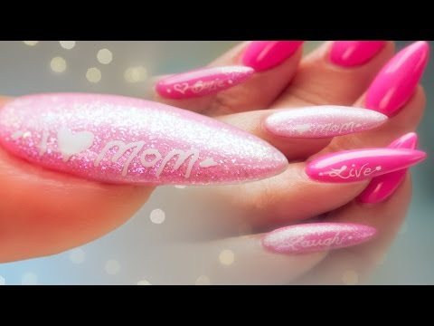 Download Video Mother's Day Nail Art – Pro Tips: Gel Polish and Calligraphy Pen