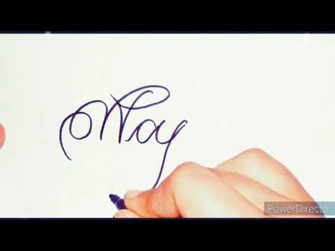 Download Video Wajeeha Name In Calligraphy Wajeeha Name in Stylish Design Faux Calligraphy For Beginners