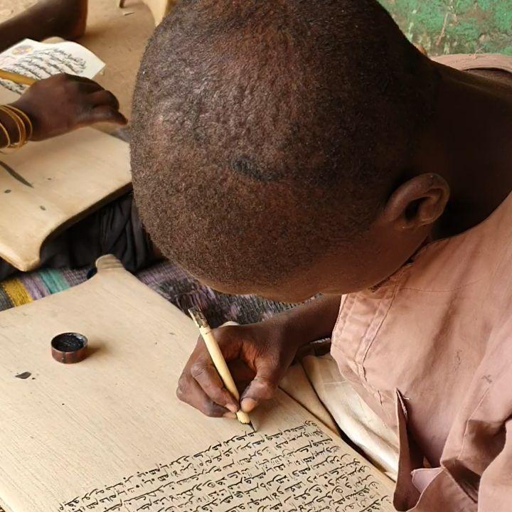 Donwload Photo Khat Unik Magrib/Hausawi calligraphy script in Northern Nigeria…. – Yushaa Abdullah
