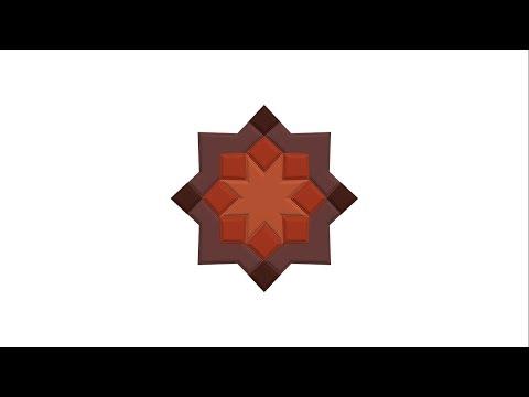 Download Video درس بوربوينت | تصميم زخرفة بسيطة (6) Design ornament in PowerPoint