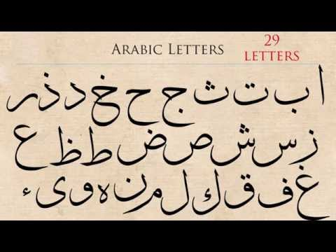 Download Video Arabic Calligraphy Course – Learning Methodology