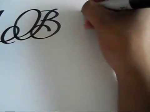 Download Video SHARPIE CALLIGRAPHY