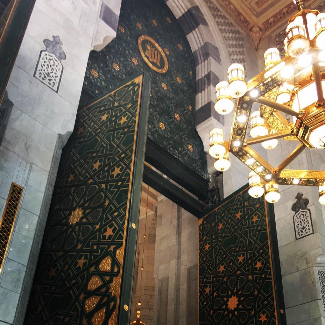 Khat Diwani Ajhalawani/Amr توسعة الملك عبدالله رحمه الله بالمسجد الحرام بمكة المكرمة وجمال الزخرفة الإسلامي… 47