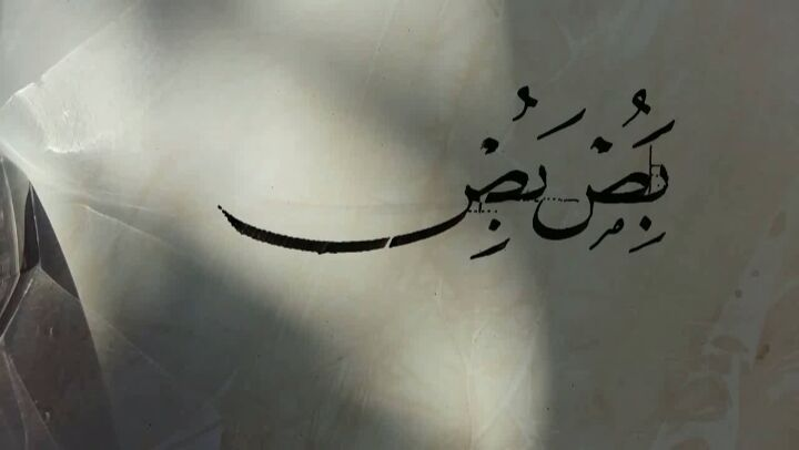 Arabic Calligraphy by Maulay Abdur Rahman  حرف ((بط)) خط النسخ #مشق#hatsanaat#فن الخط العربي#… 227