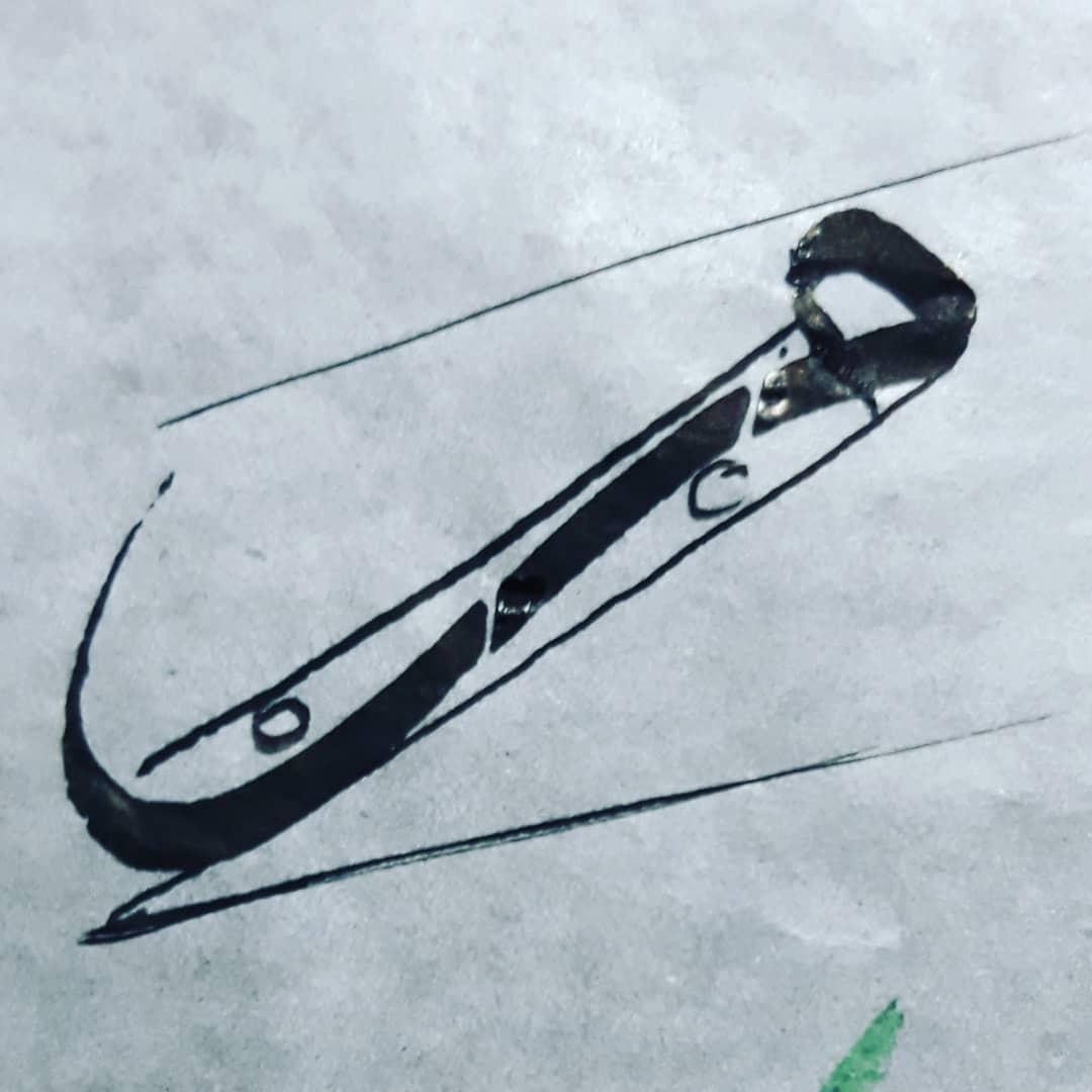 "Download Photo کلمه "" من "" . قلم ۲ میل…"