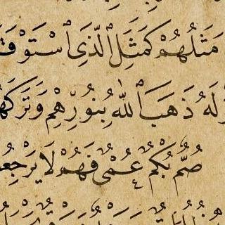 Khat Diwani Ajhalawani/Amr جزء من صفحة للخطاط شوقي رحمه الله… 229