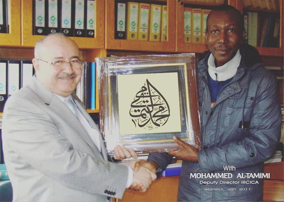 Donwload Photo Khat Unik محمد التميمي pioneer IRCICA calligraphy programmes… – Yushaa Abdullah