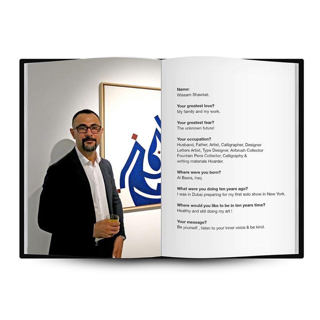 Download Kaligrafi Karya Kaligrafer Kristen #Repost @privateroomsjournal ・・・ Wissam Shawkat : Artist – Designer. Photographe…-Wissam