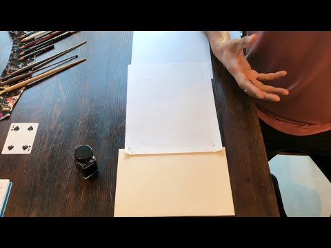 Download Video How to Improve Your Calligraphy | Online Calligraphy Class by Paul Antonio