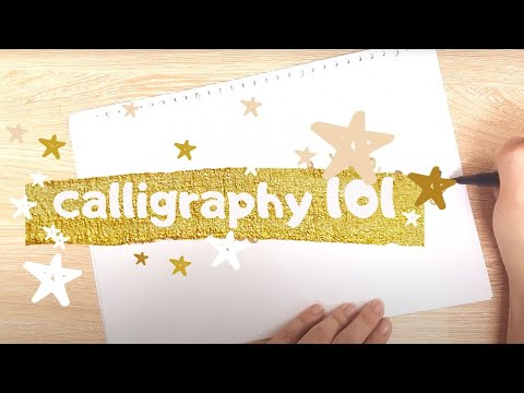 Download Video ✏️ cách mình luyện viết calligraphy | how i improved my calligraphy