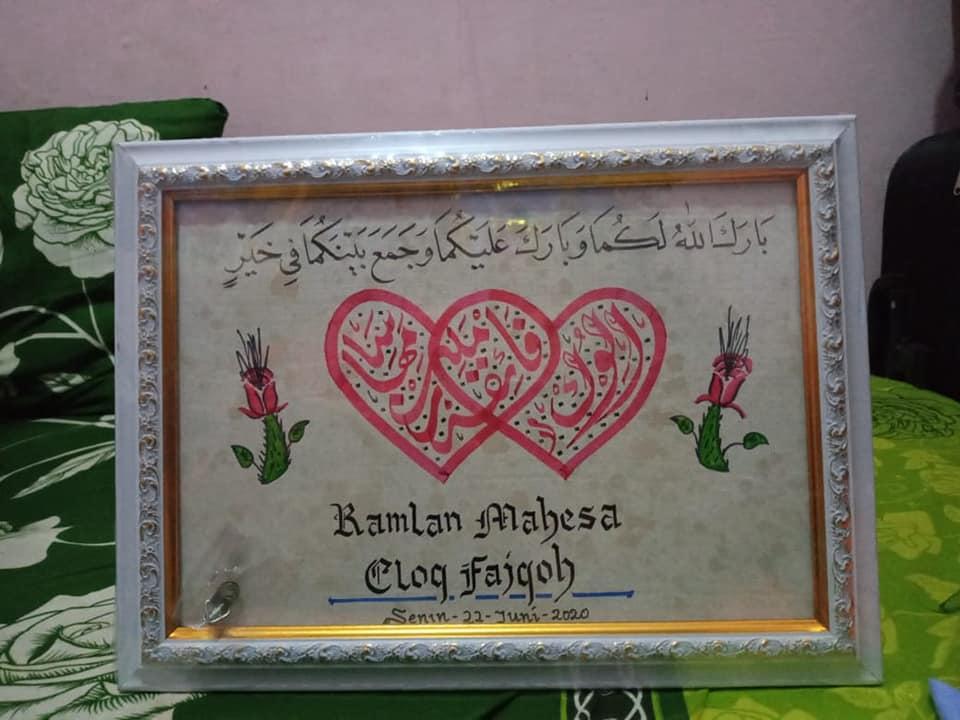 Download Kaligrafi nama 3