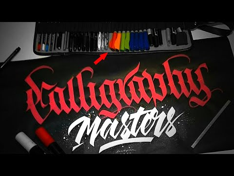 Download Video WHAT'S THE BEST CALLIGRAPHY PEN (TOP 10 CALLIGRAPHY PENS)
