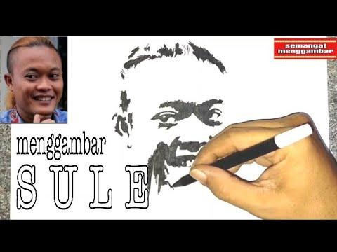 Download Video WOW,Cara menggambar wajah SULE pakai spidol