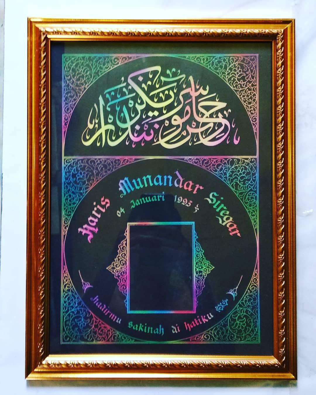 Works Calligraphy Taufik Hasibuan Minat chat aja  Atau wa 085213984866… 24