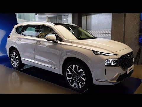 Download Video 2021 HYUNDAI Santa Fe Facelift Calligraphy EXTERIOR/INTERIOR Walkaround 2021 현대싼타페 페이스리프트 캘리그라피 둘러보기