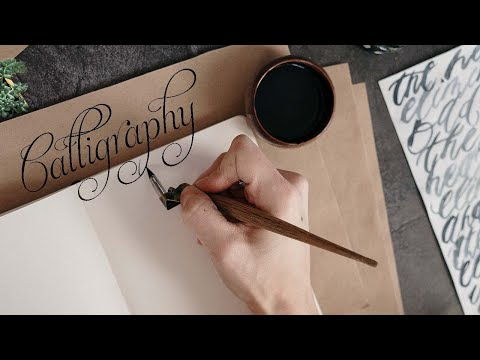 Download Video SATISFYING CALLIGRAPHY VIDEO COMPILATION