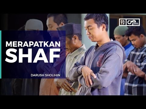 Download Video Serial Fikih : Merapatkan Shaf Shalat – Darush Sholihin TV & Rumaysho