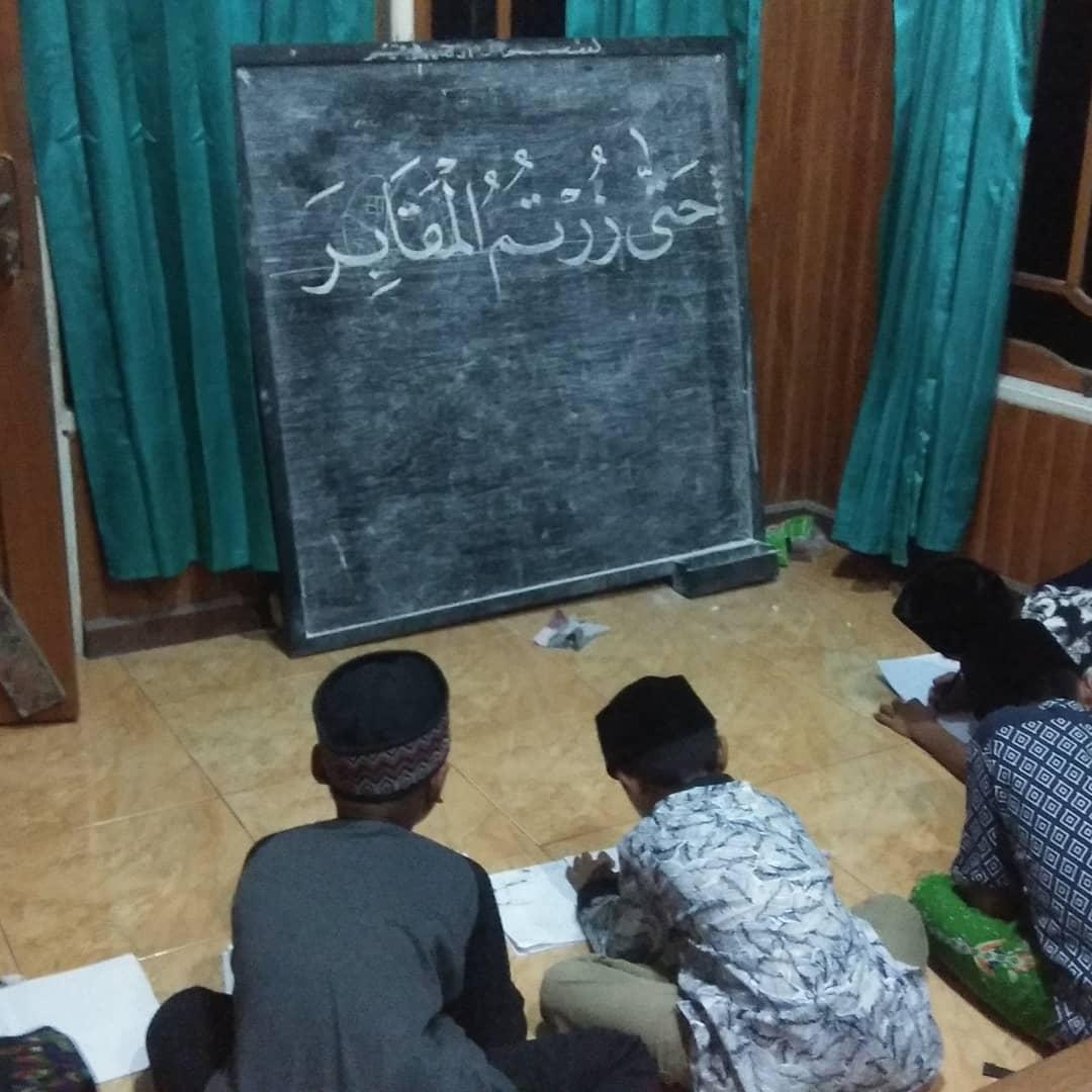 Donwload Photo Kaligrafi #belajarkaligrafi…- Syamsul PKA Lemka